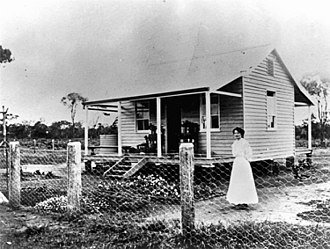 Blackwater, Queensland - Blackwater State School ca.1900