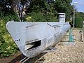 Bletchley Park Mark VII U-boat model 1.jpg