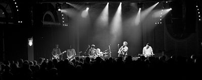Picture of a band or musician: Blitzen Trapper