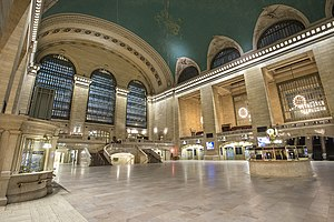 Blizzard of 2015- Empty Grand Central Terminal (16377099101).jpg