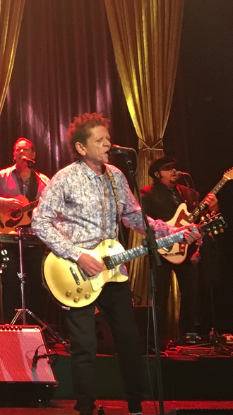 Blondie Chaplin - Blondie Chaplin live with the Brian Wilson Band 2017