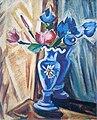 Blue Vase with Flowers (Rozanova, 1912-1913).jpg