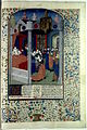 BnF Fr. 284 Valère Maxime Faits mémorables Fol. 176, Viol et suicide de Lucrèce (page).jpg