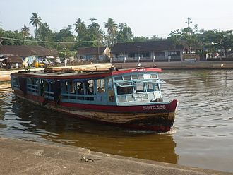 Changanassery - Waterways