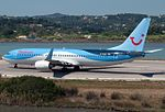 Boeing 737-8K5, Thomson Airways JP7656572.jpg