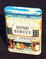 Bond Street Pipe Tobacco tin, pic 9.JPG