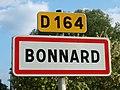Bonnard-FR-89-panneau d'agglomération-02.jpg