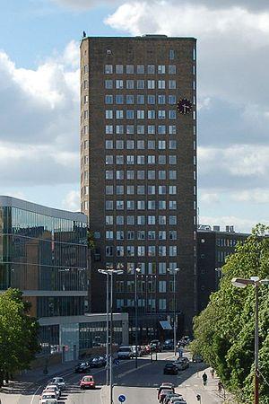 Bonnier Group - Bonnier Tower in Stockholm.
