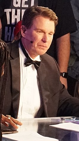 "John ""Bradshaw"" Layfield in 2018"