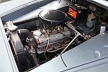 Borgward Isabella, Bj. 1957 (2014-08-31 6789) Motor.JPG