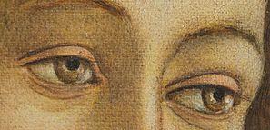Botticelli, Sandro - Nascita di Venere, dettagli Flora