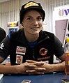 Boulder Worldcup Vienna 27-05-2010 03 Anna Stöhr.jpg