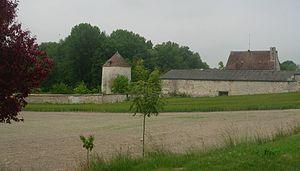 Bouy-sur-Orvin - Chateau
