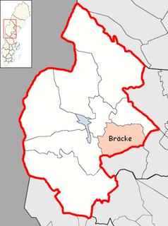 Bräcke Municipality Municipality in Jämtland County, Sweden