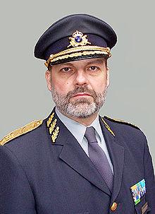 Maj. Gen. Anders Brännström
