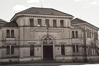 Bragado - Image: Bragado Colegio Nacional