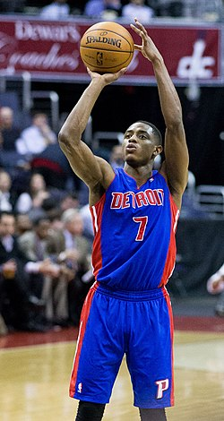 Image illustrative de l'article Brandon Knight (basket-ball)