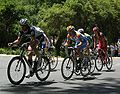 Breakaway first lap, Stirling, TDU 2010 Stage 3.JPG