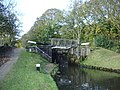 Brearley Upper Lock No6, on the Rochdale Canal - geograph.org.uk - 1055918.jpg