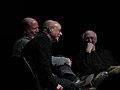 Brian Eno, Danny Hillis by Pete Forsyth 05.jpg