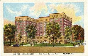 G. Lloyd Preacher - Briarcliff Hotel in Atlanta