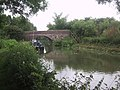 Bridge on the Kennet and Avon canal - geograph.org.uk - 932983.jpg