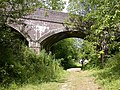 Bridge over Disused Railway - geograph.org.uk - 204201.jpg