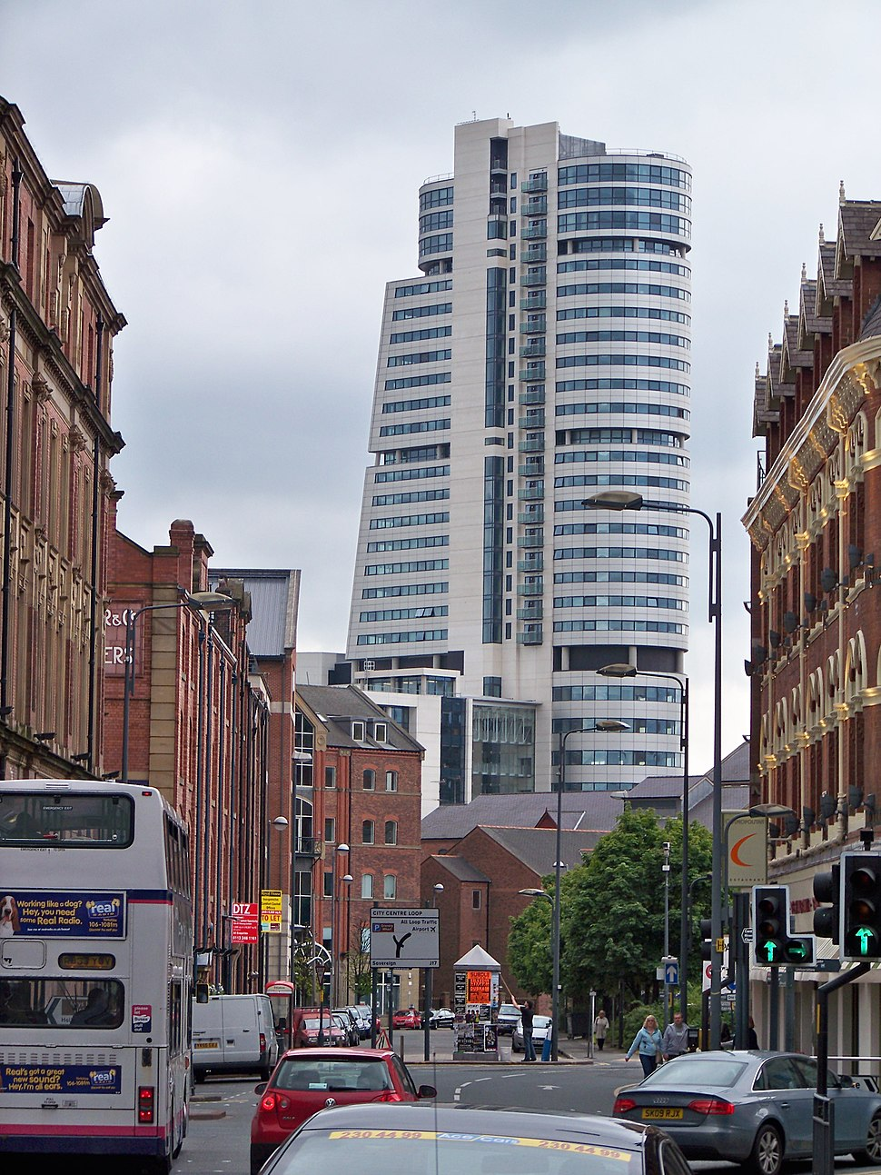 Bridgewater Place from Call Lane