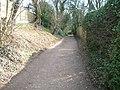 Bridle Road, Burton Joyce - geograph.org.uk - 1758058.jpg