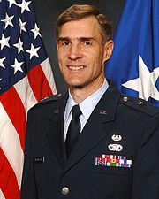 Brigadier General, Thomas W. Hartmann, USAFR