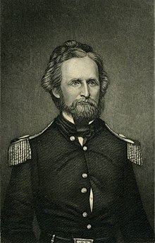 Brigadier General Nathaniel Lyon, commander of the Federal forces at Wilson's Creek.jpg
