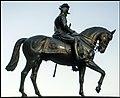 Brisbane King George Square Statue-1 (28091295881).jpg