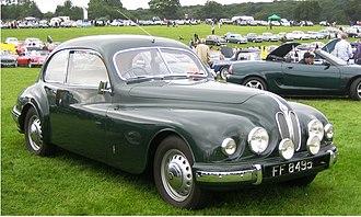 BMW 326 - The Bristol derivative