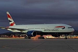 British Airways Boeing 777-200ER CBR Gilbert-2.jpg
