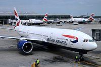 G-VIIJ - B772 - British Airways