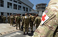 British Armed Forces personnel arrive in Sierra Leone MOD 45158450.jpg