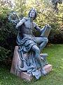 Brno - Park Luzanky - Statue of Trade.JPG