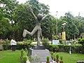 Bronze sculpture-2-B E college-shibpur-kolkata-India.jpg