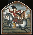 Brooklyn Museum - Hunter on Horseback Attacked by a Mythical Beast.jpg