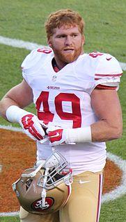 Bruce Miller (American football) American football fullback