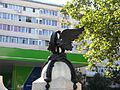 Bucuresti, Romania, Monumentul ing. George I. Duca (Piata Garii de Nord);(6); B-III-m-B-19987.JPG