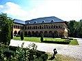 Bucuresti, Romania. PALATUL BRANCOVENESC de la MOGOSOAIA. (Casa de oaspeti-detaliu 3)(IF-II-a-A-15298).jpg