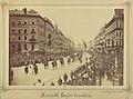 Budapest, Erzsébet körút, Kossuth Lajos temetési menete a Dohány utcánál. - Fortepan 82040.jpg