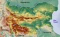 Bulgaria topographic map - portuguese.png
