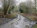 Bullington - Road - geograph.org.uk - 670966.jpg