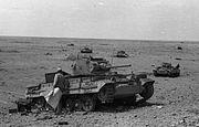 Bundesarchiv Bild 101I-784-0247-13, Nordafrika, zerstörte britische Panzer.2