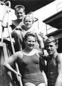 Bundesarchiv Bild 183-74785-0004, Rom, XVII. Olympiade, Teilnehmer, Ingrid Krämer.jpg