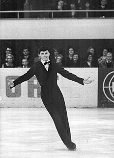 Emmerich Danzer Austrian figure skater