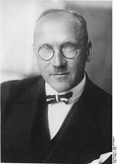 Ferdinand Sauerbruch German surgeon