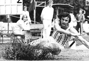Rainer Pottel - Rainer Pottel on 24 May 1981 in Halle